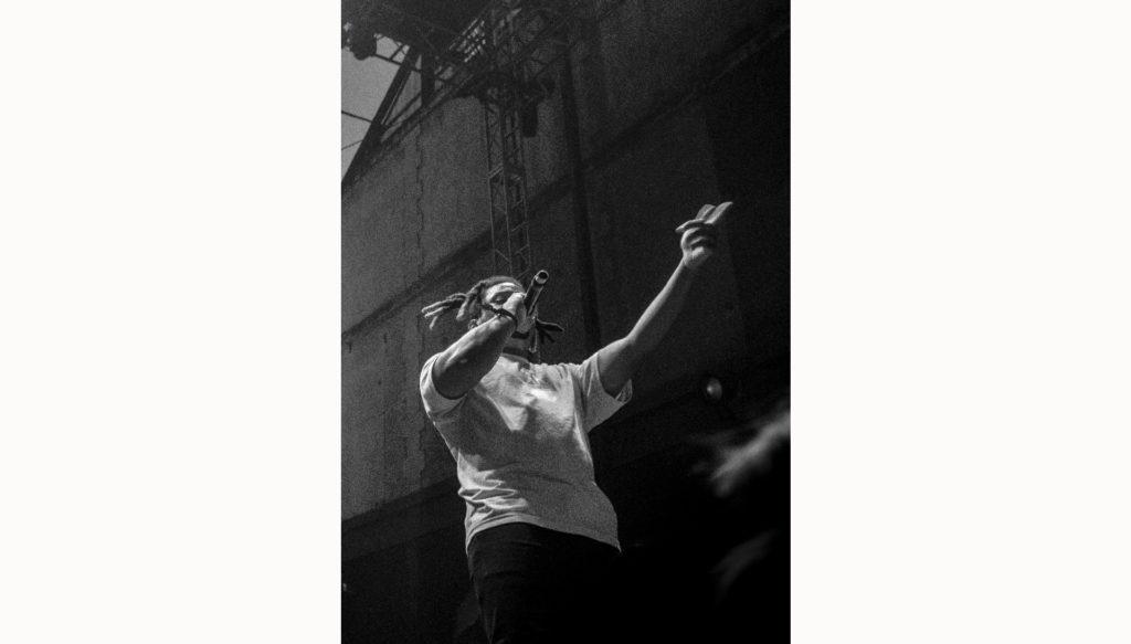 Denzel Curry, Climax Festival 2018 © Fleur Griffon