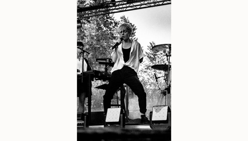 Jeanne Added, Climax Festival 2018 © Fleur Griffon